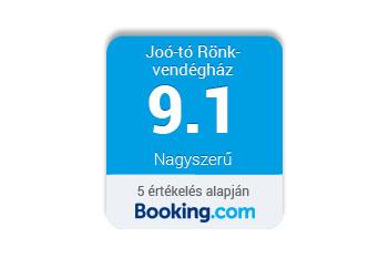 Booking.com Értékelés